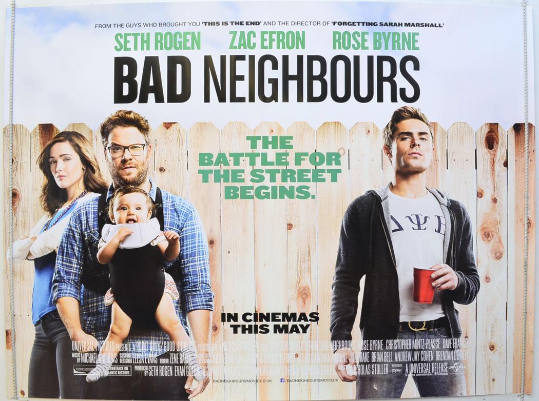 get rid of bad neighbors