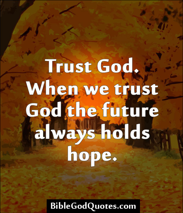 Trust In The Lord Quotes Custom Corrie Ten Boom Quote Trust In God
