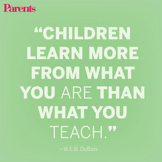Father And Son Working Together Quotes: Quotes About Children Learning (85 Quotes