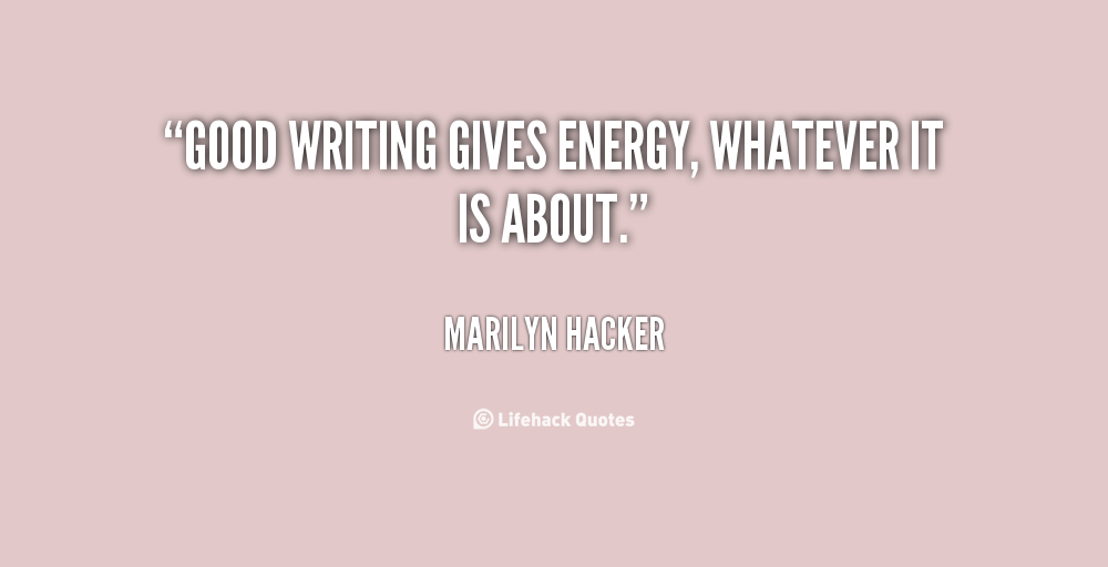 quotes about writing good essays quotes