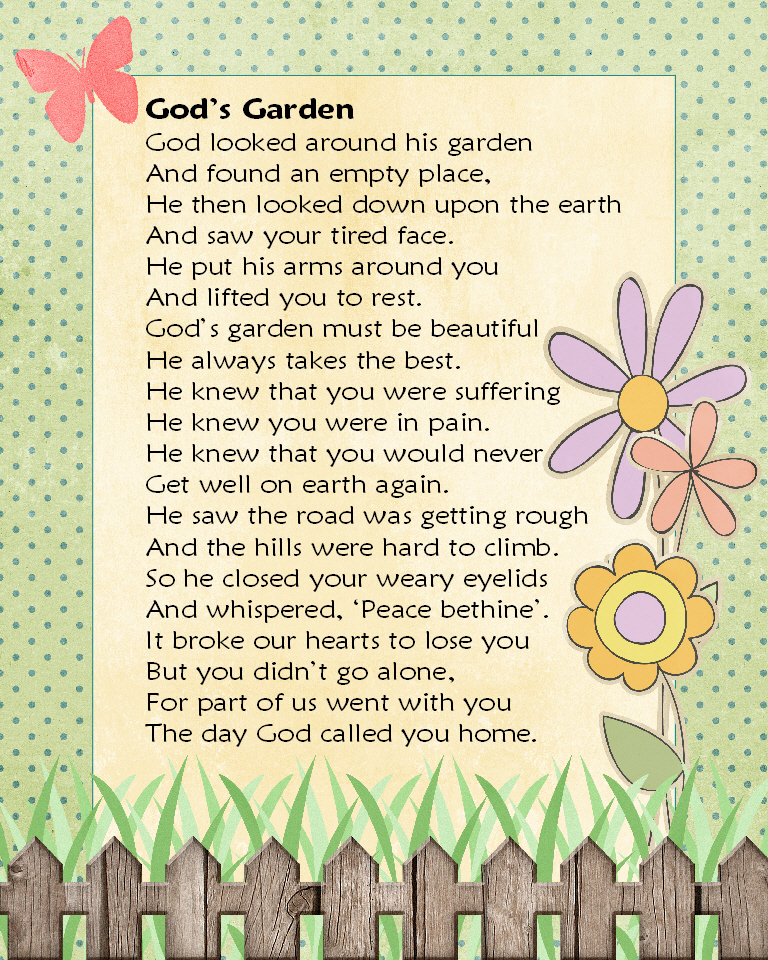 Quotes About Gods Garden 40 Quotes