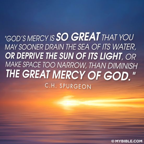 Quotes About God Is Merciful 60 Quotes Delectable Gods Mercy Quotes