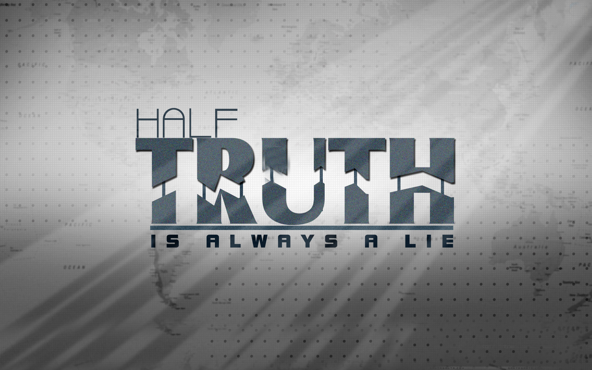Quotes about Half truth (91 quotes)