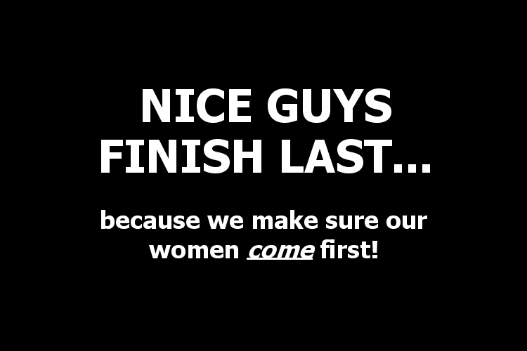 Quotes About Nice Guys Finish Last 34 Quotes