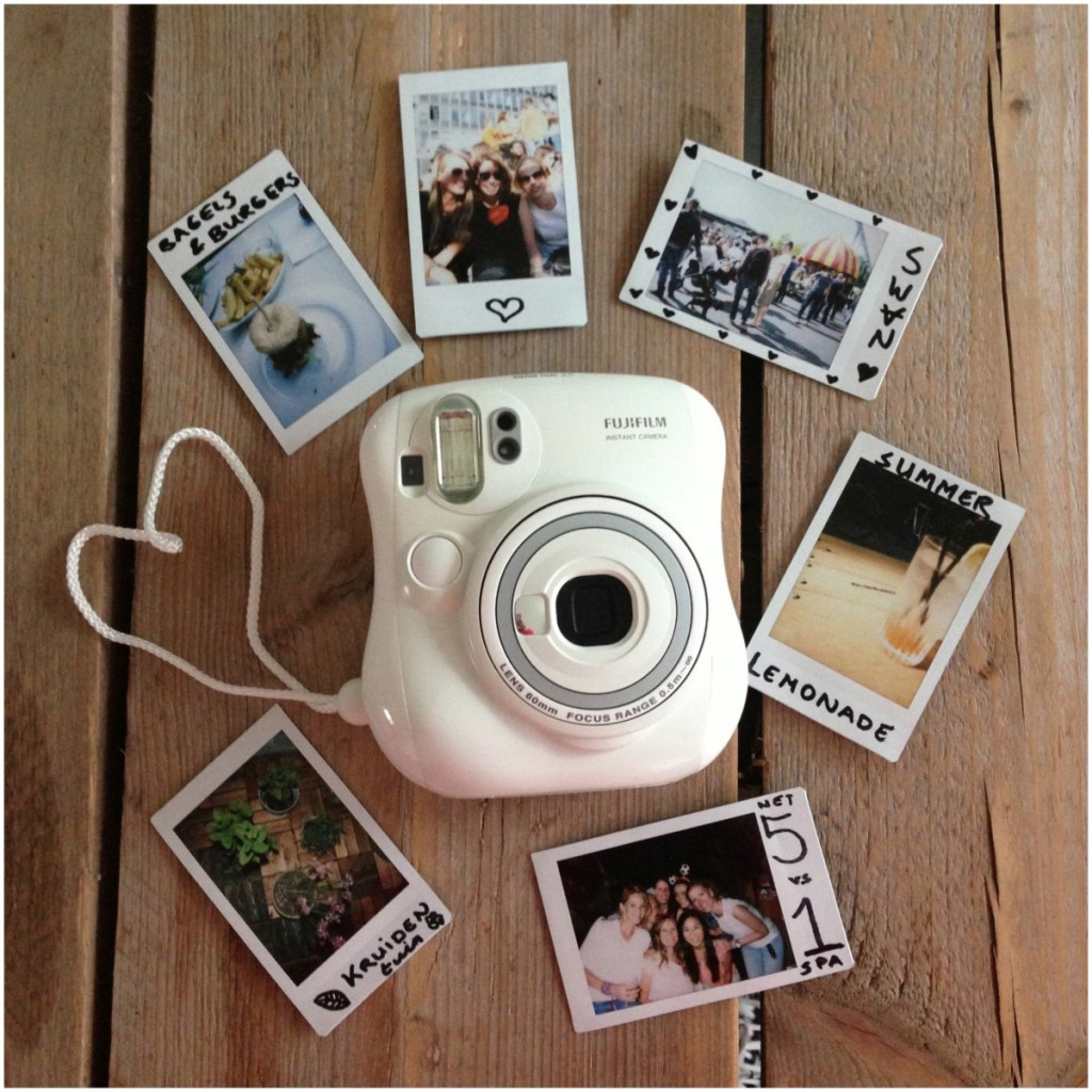Quotes about Polaroid camera (22 quotes)