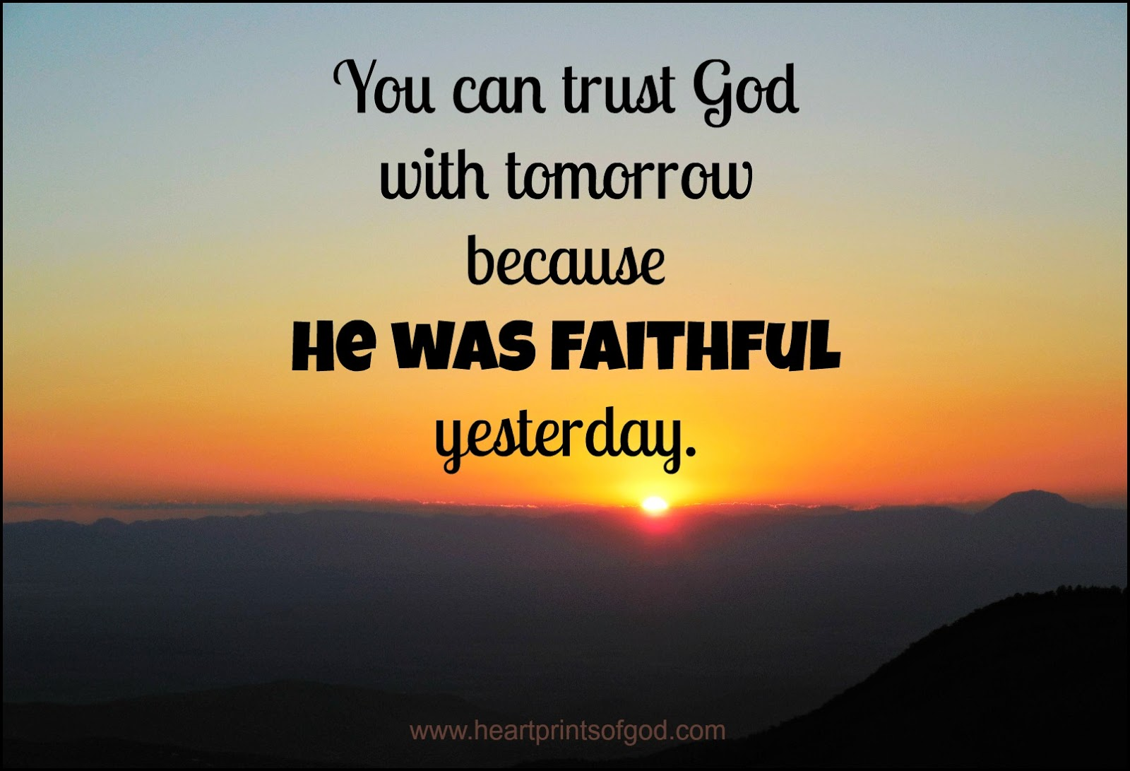 quotes about god being faithful quotes