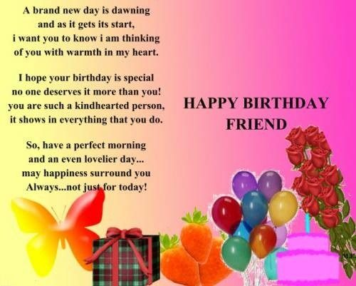 Quotes About Birthday Best Friend 22