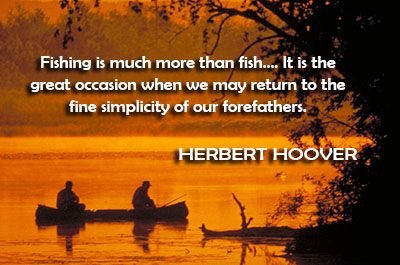Quotes about Fishing and death (20 quotes)