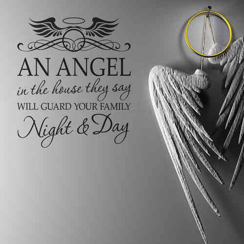 Quotes about Four angels (24 quotes)