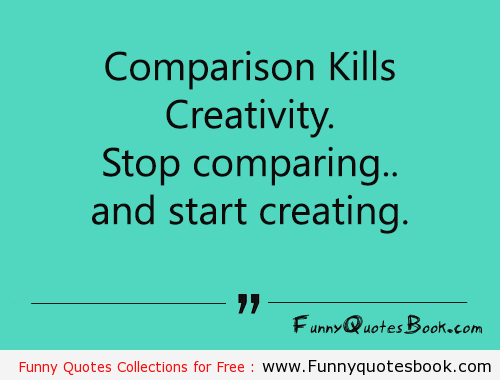 Beau Quotes About Compare