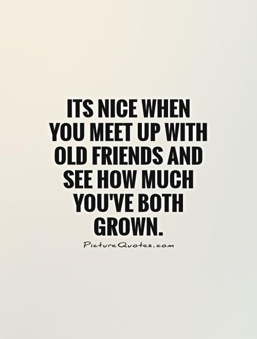 Quotes About Old Friends 211 Quotes
