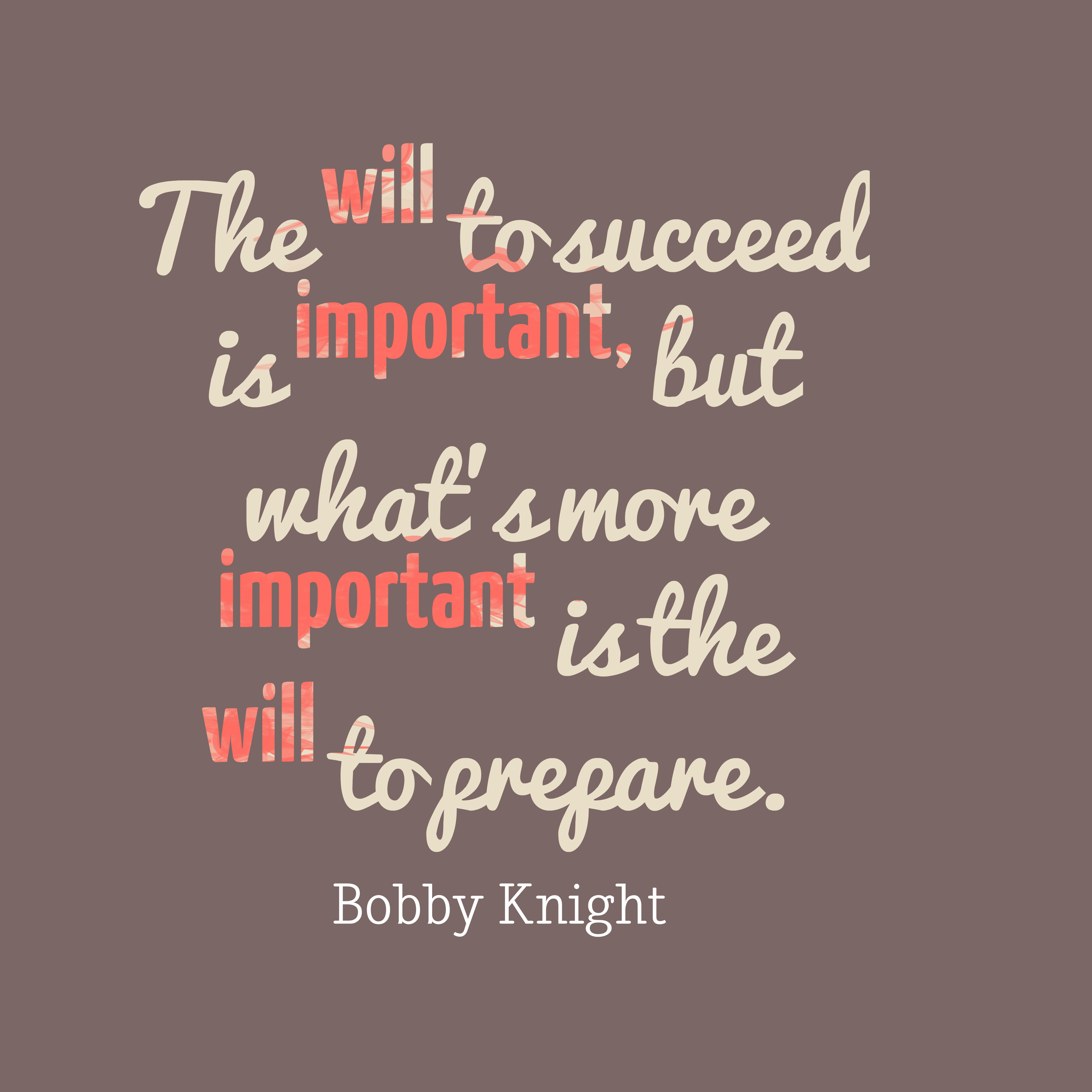 Quotes About Prepares 172 Quotes