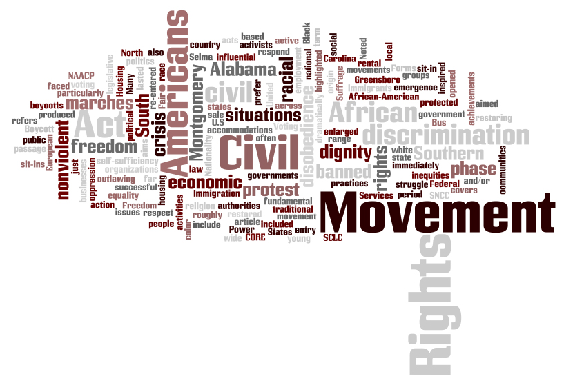 compare and contrast civil rights and black power Answer to compare and contrast the civil rights movement and black power movement.