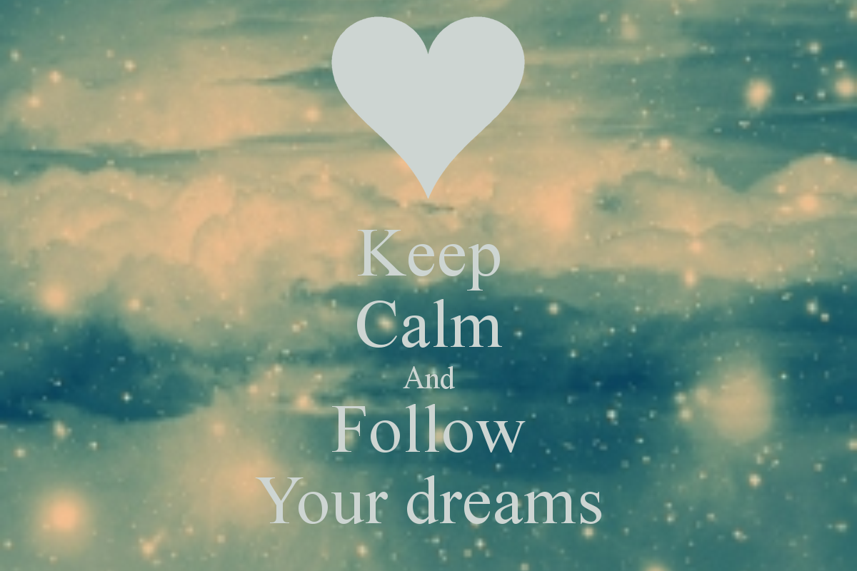 following your dreams Free term papers & essays - follow your dreams, speech.