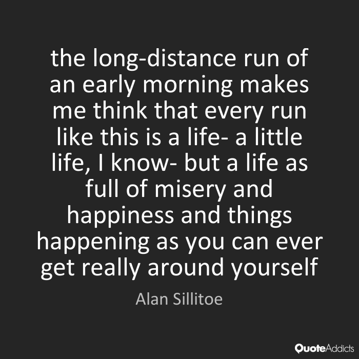 Quotes about Long Distance Running 31 quotes