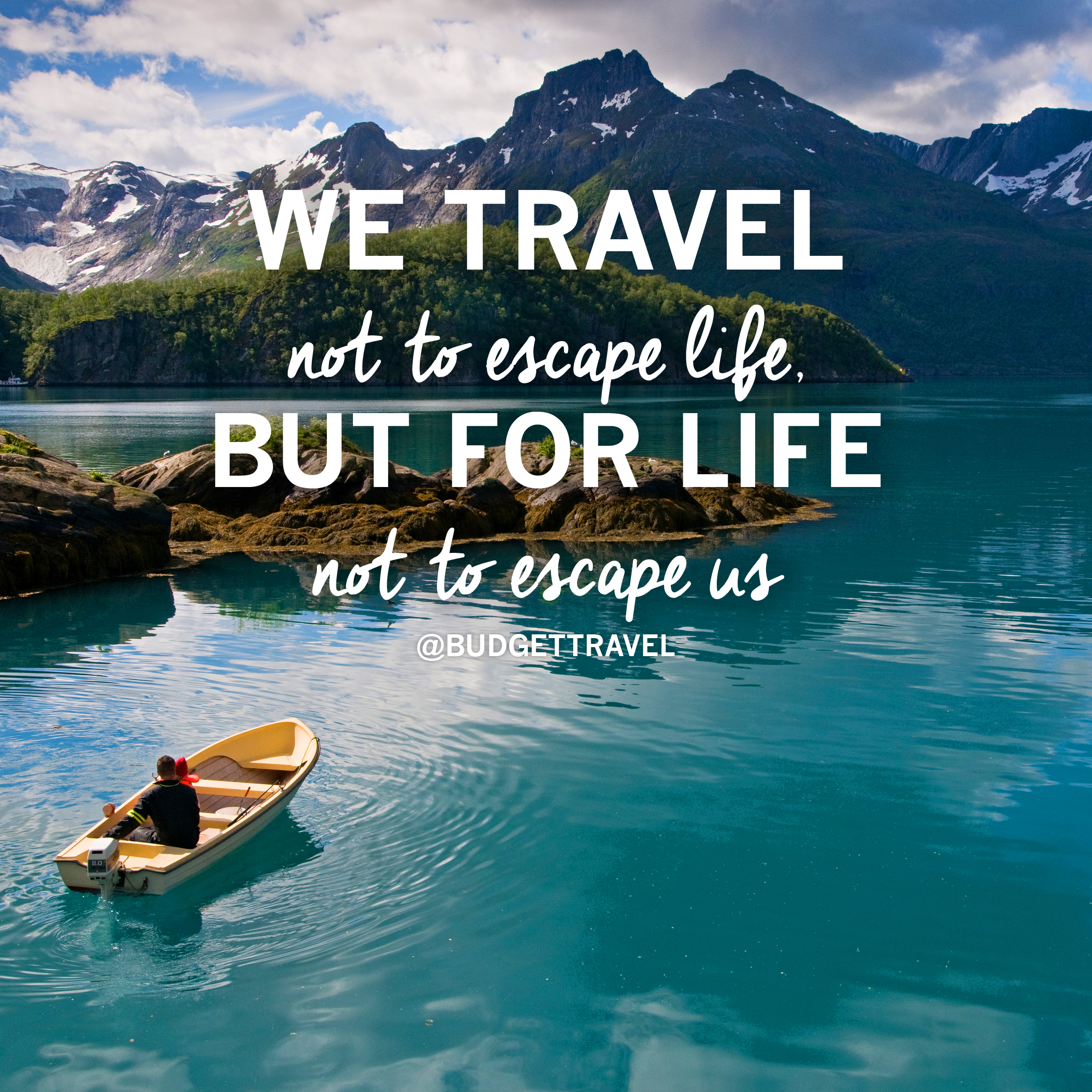 Colorado Quotes About Traveling