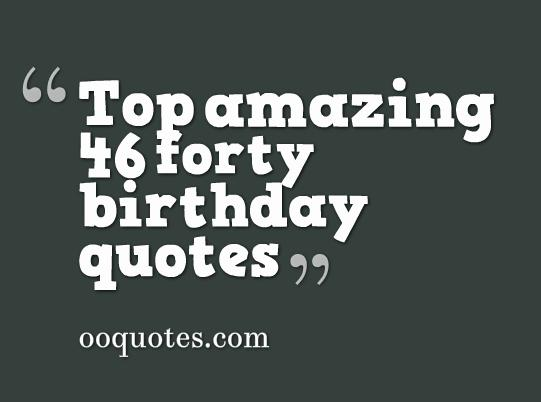 Turning 40 Quotes Enchanting Quotes About Turning 40 26 Quotes