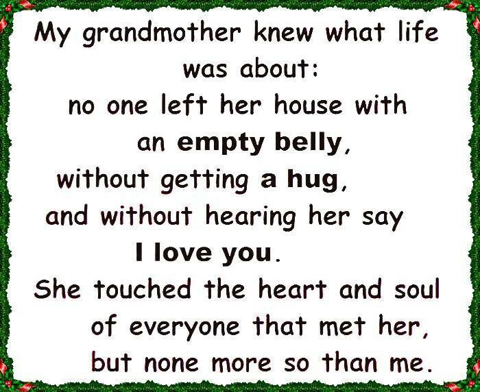 Quotes About Grandma 220 Quotes