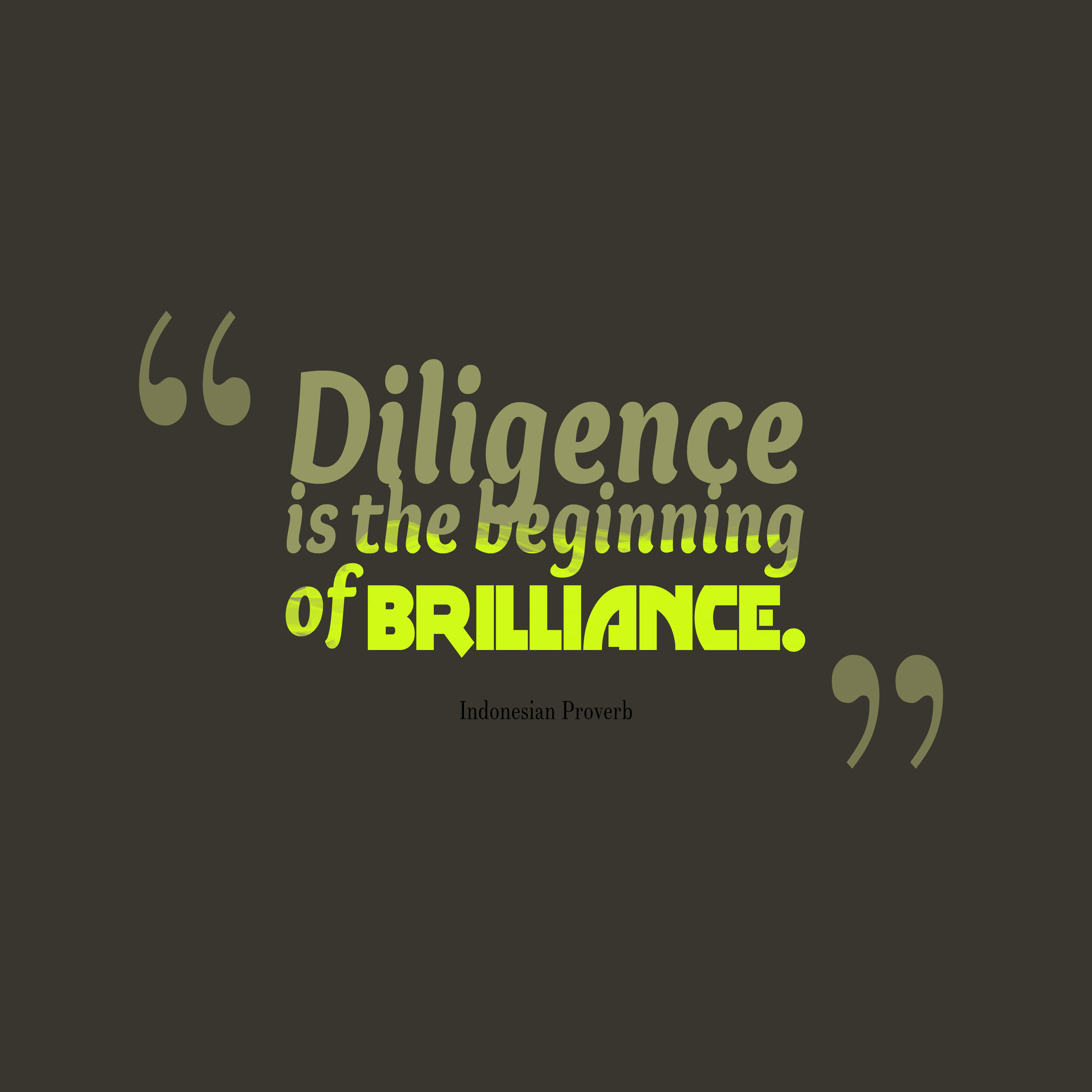 Quotes About Due Diligence (63 Quotes