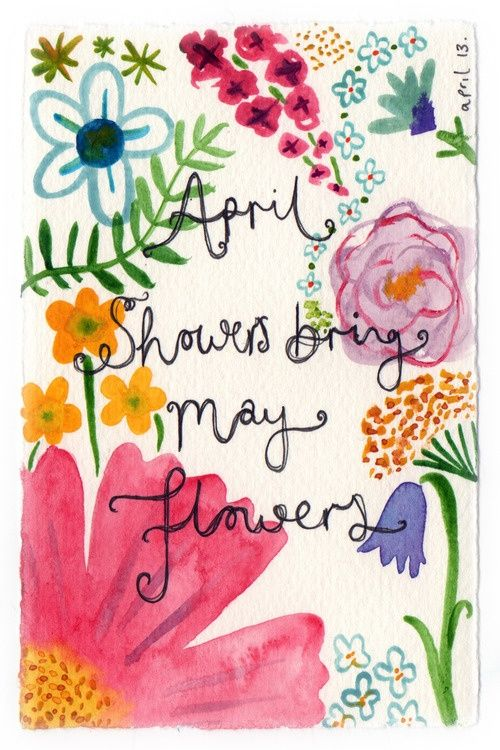 Spring flowers bring may showers images flower decoration ideas spring flowers bring may showers image collections flower sweet april showers do spring may flowers choice mightylinksfo