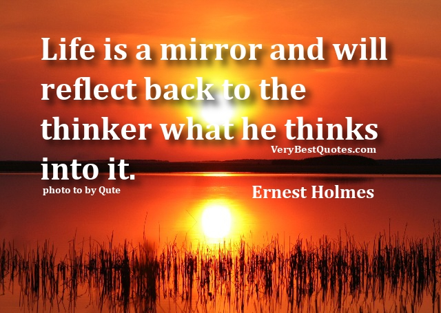 Quotes about Reflecting back (53 quotes)