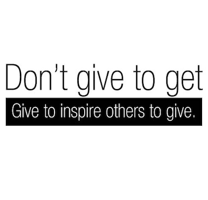 Quotes about Giving back to charity (39 quotes)