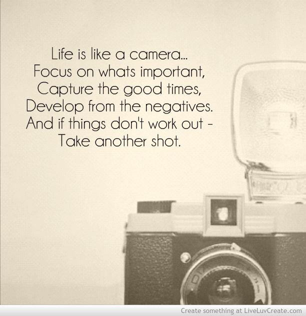 Quotes About Vintage Camera 24