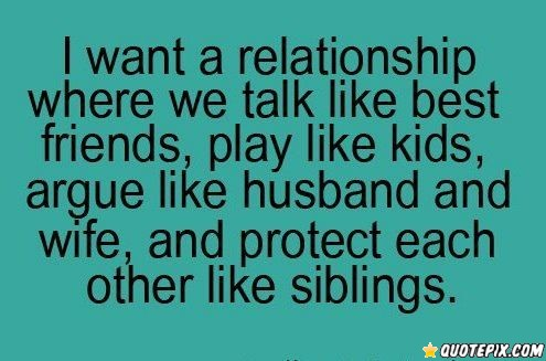 Quotes about Wanting a relationship (34 quotes)
