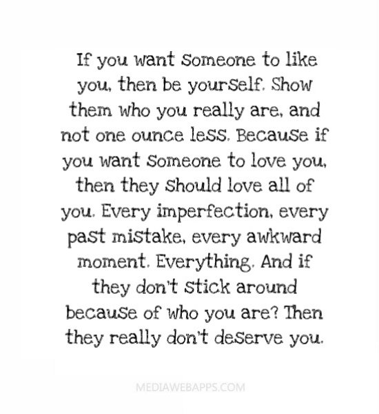 Quotes about Really like someone (98 quotes)