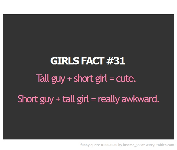 Quotes About Tall And Short 76 Quotes