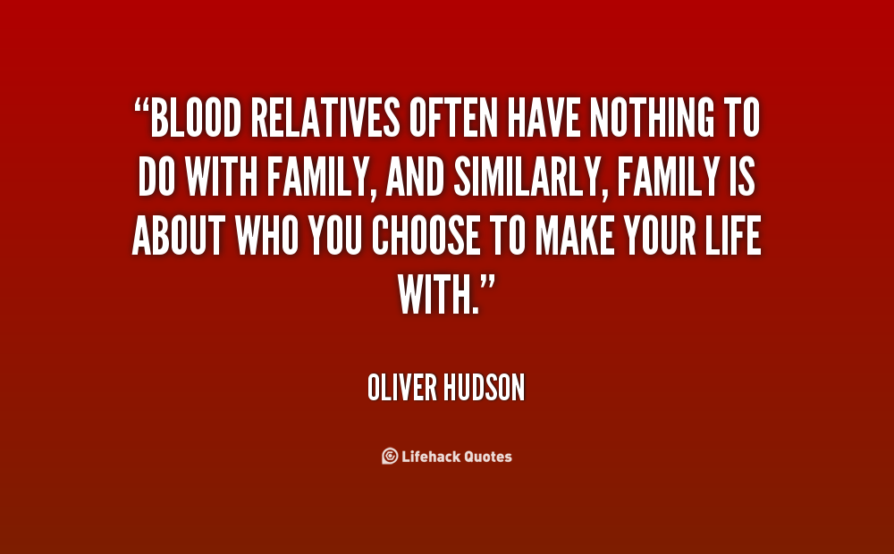 quotes about family and relatives quotes