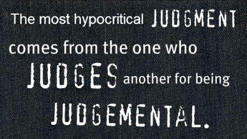 Quotes about Being A Hypocrite (31 quotes)