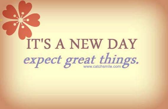 Quotes About Each New Day 109 Quotes