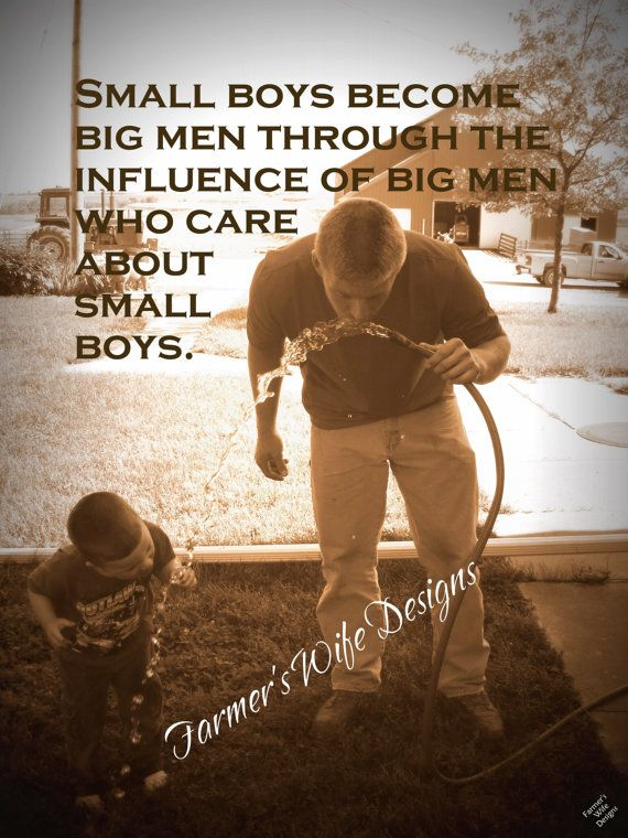 39 Father-Son Quotes for Father's Day — Father's Day ...  |Father Son Quotes