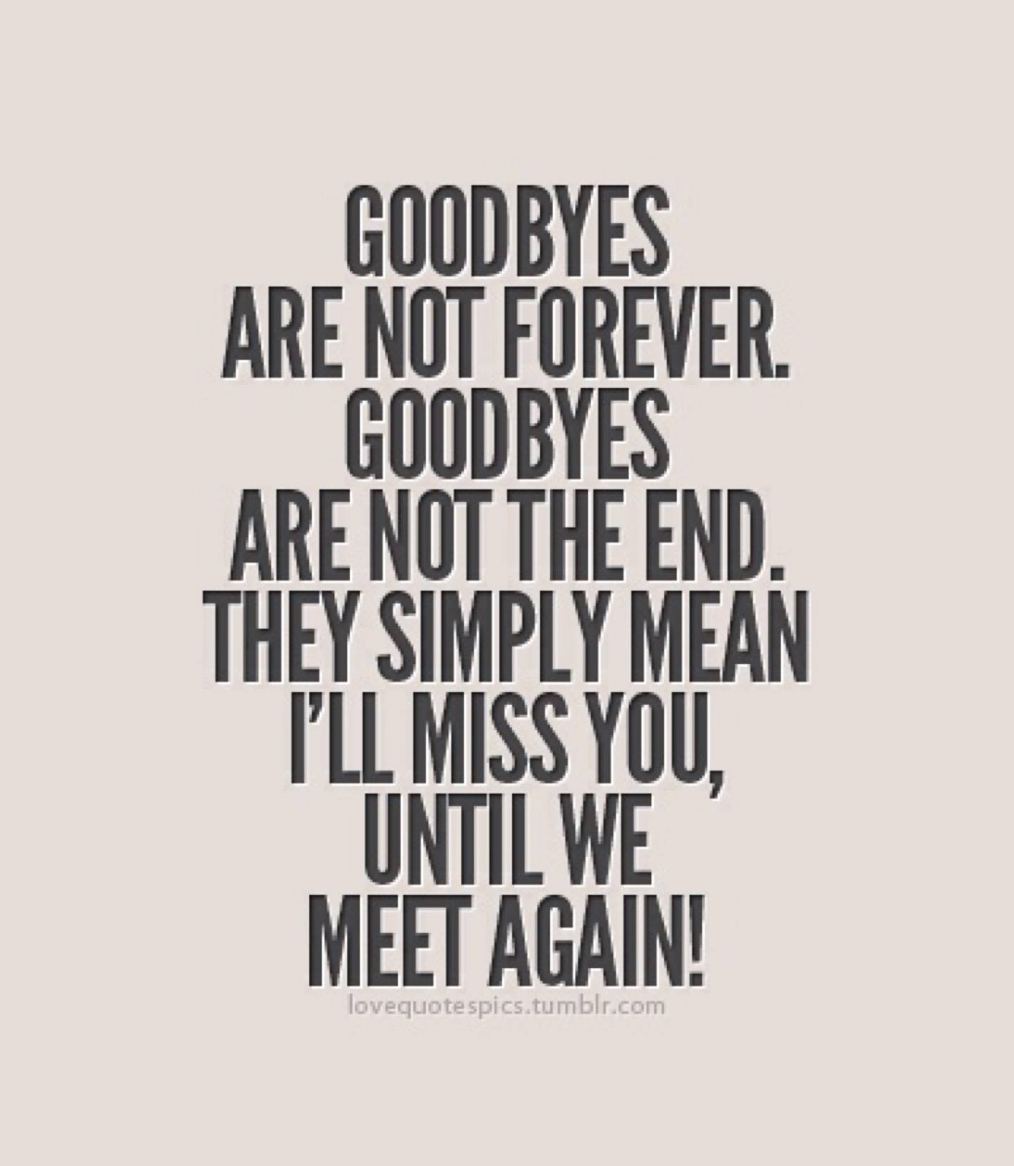 Quotes About Goodbye 339 Quotes