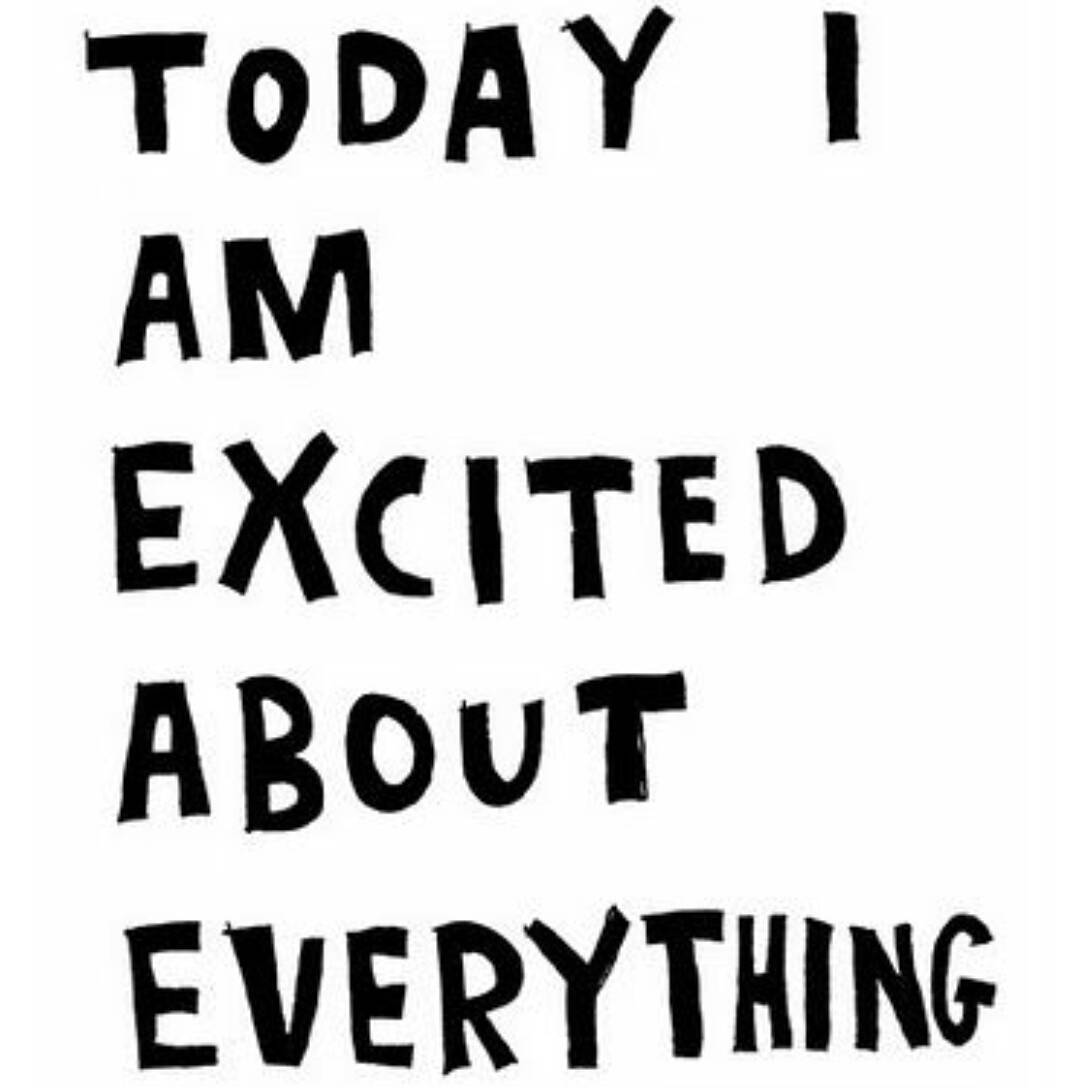 Quotes about Excited (4 quotes)