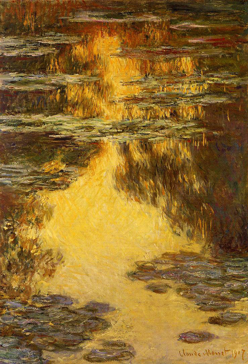 Quotes about Monet's water lilies (17 quotes)