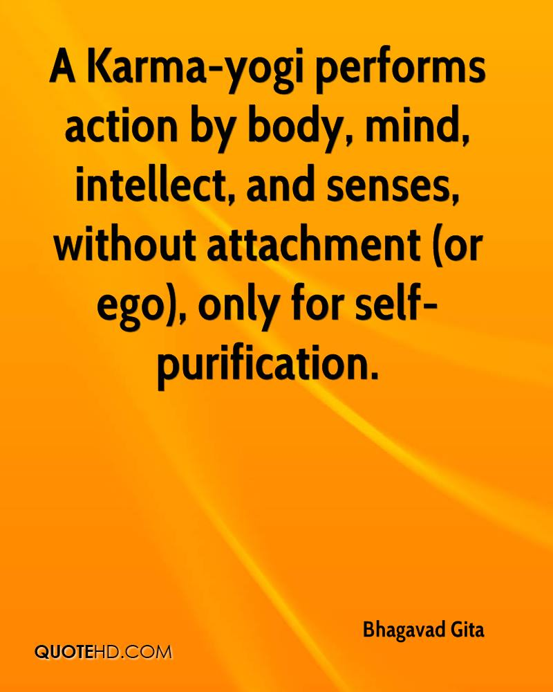 Quotes About Karma Yoga 41