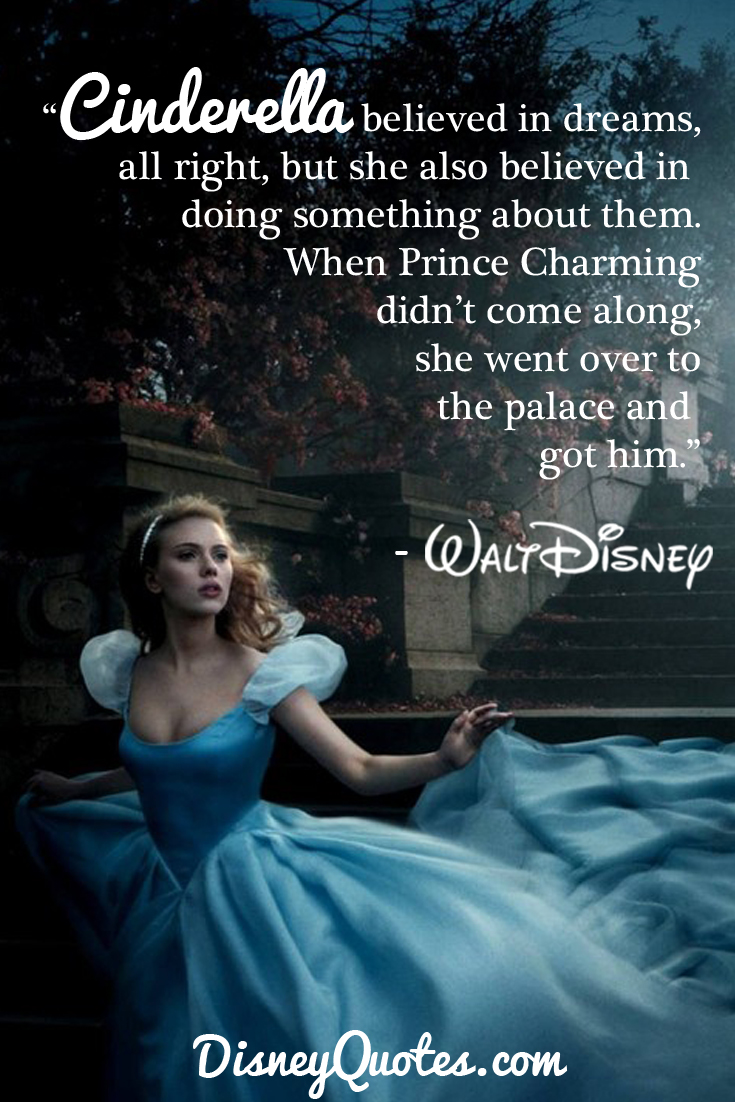 Quotes about Cinderella (141 quotes)