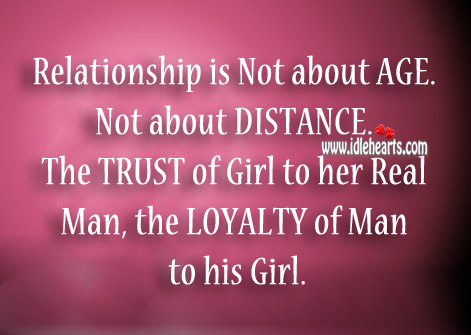 Quotes about Relationship loyalty (37 quotes)