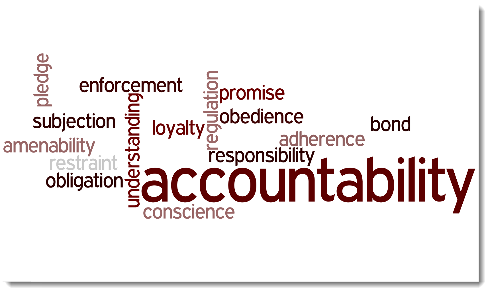 defining personal responsibility