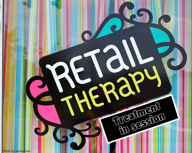 Quotes about Retail shopping (40 quotes)