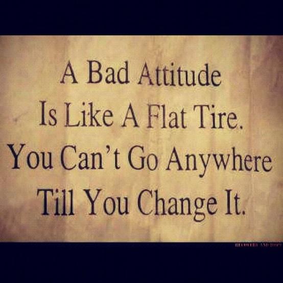 Fucking attitude status