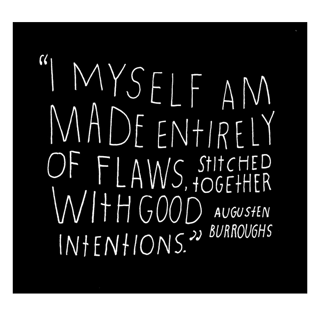 Quotes About Accepting Flaws 48 Quotes