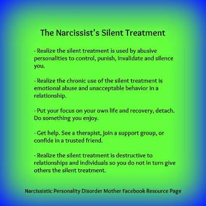 Silent treatment scorpio How to