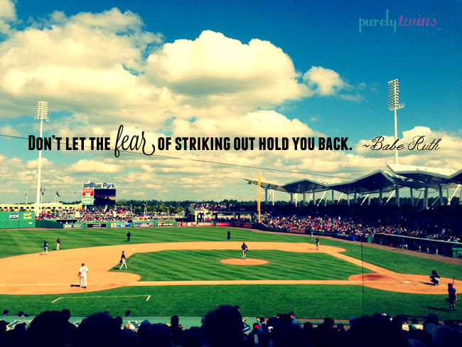 Quotes about Baseball spring training (21 quotes)