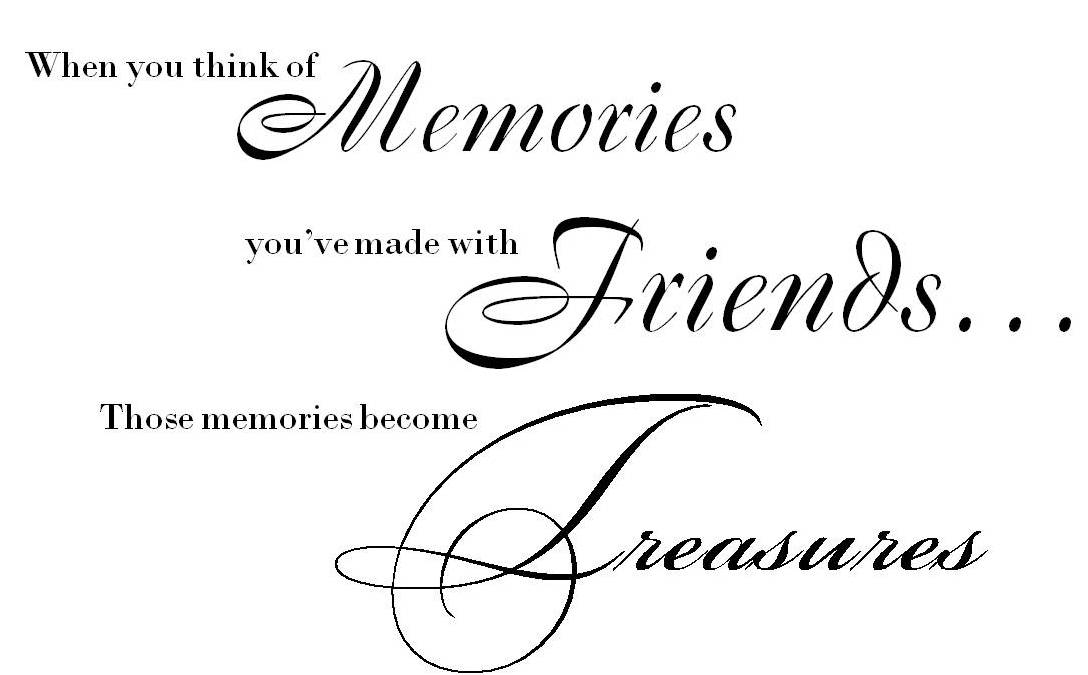 quotes about memories in high school quotes