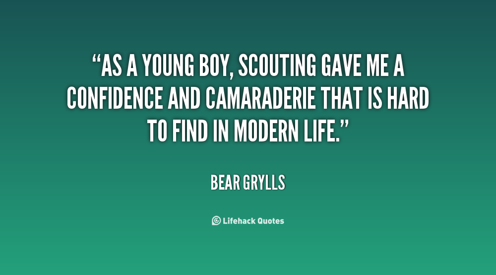 Boy Scout Essay With Quotes: Quotes About Boy Scouts (86 Quotes