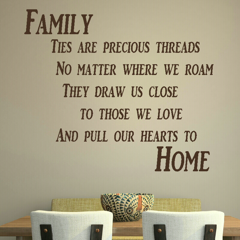 Quotes About Family Ties 63 Quotes