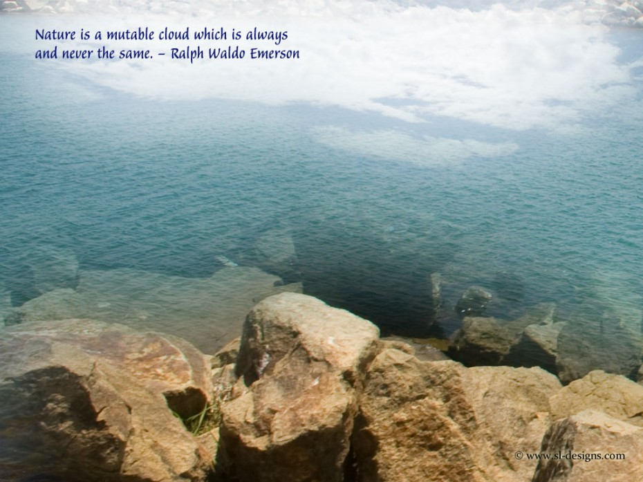 quotes about nature rocks quotes